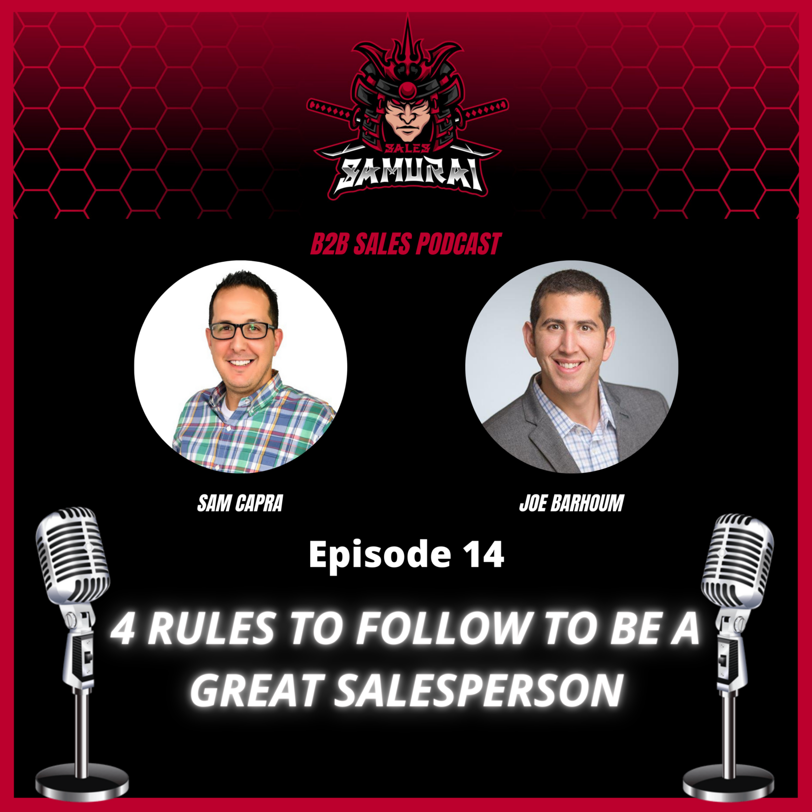 podcast sam capra sales samurai